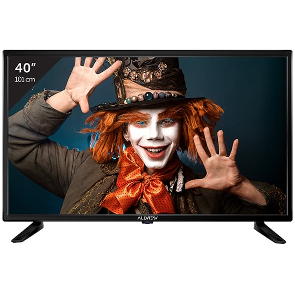 Televizor LED ALLVIEW 40ATC5000-F, Full HD, 101 cm