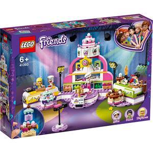 LEGO Friends: Concursul cofetarilor 41393, 6 ani+, 361 piese