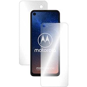 Folie protectie pentru Motorola One Vision, SMART PROTECTION, polimer, fullbody, transparent