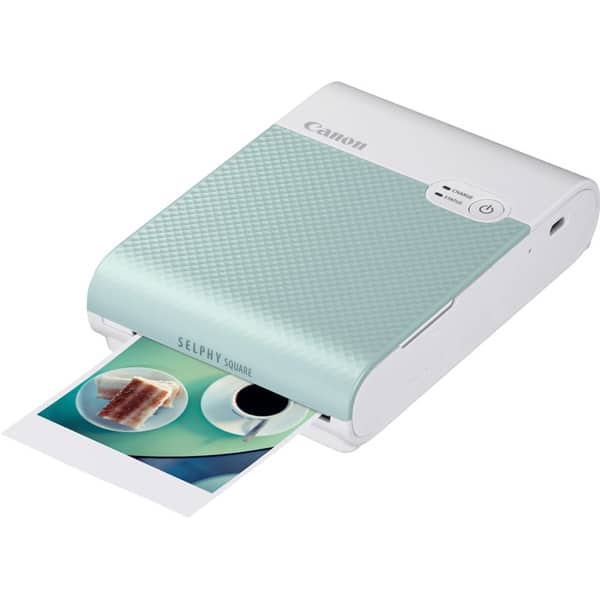 Imprimanta foto portabila CANON SELPHY QX10, verde