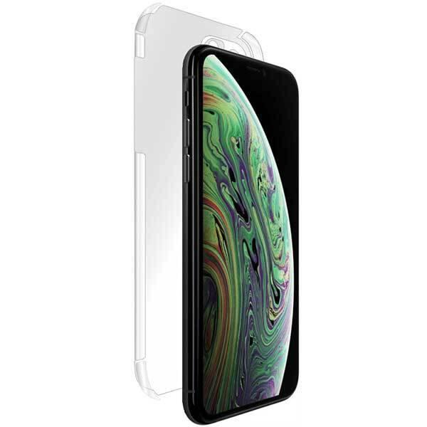 Folie protectie pentru Apple iPhone 11 Pro, SMART PROTECTION, polimer, spate si laterale, transparent
