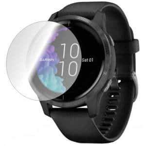 Folie protectie pentru Garmin Vivoactive 4s 40mm, SMART PROTECTION, 4 folii incluse, polimer, display, transparent