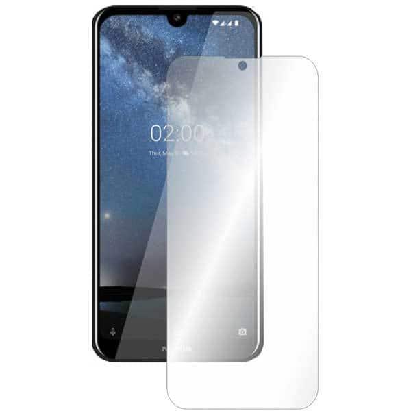Folie protectie pentru Nokia 2.2, SMART PROTECTION, polimer, display, transparent