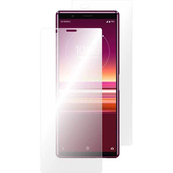 Folie protectie pentru Sony Xperia 5, SMART PROTECTION, polimer, fullbody, transparent
