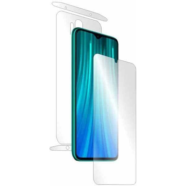 Folie protectie pentru Xiaomi Redmi Note 8 Pro, SMART PROTECTION, polimer, fullbody, transparent