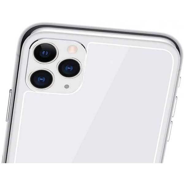 Folie Tempered Glass pentru Apple iPhone 11, SMART PROTECTION, spate, transparent