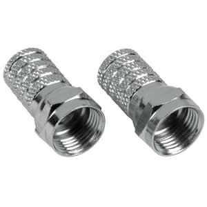 Set 2 conectori F 5.5 mm HAMA 47442