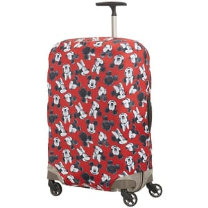 Husa troler SAMSONITE Disney Mickey/Minnie M, rosu