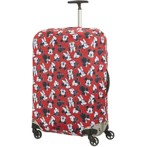 Husa troler SAMSONITE Disney Mickey/Minnie L, rosu