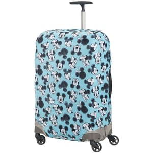 Husa troler SAMSONITE Disney Mickey/Minnie M, albastru