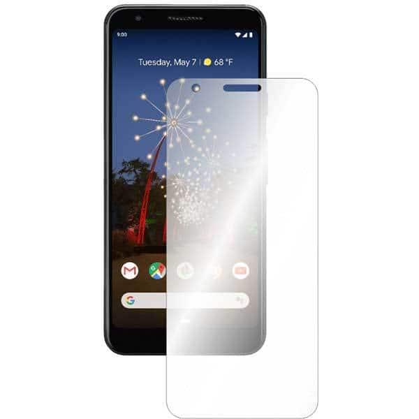 Folie protectie pentru Google Pixel 3a, SMART PROTECTION, polimer, display, transparent