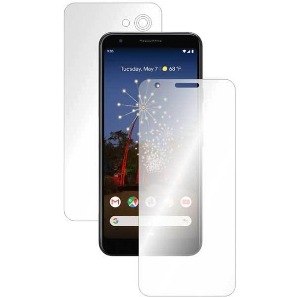Folie protectie pentru Google Pixel 3a, SMART PROTECTION, polimer, fullbody, transparent