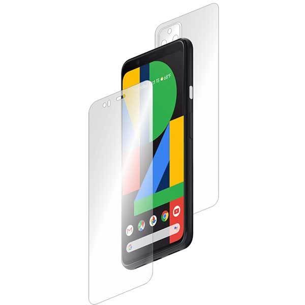 Folie protectie pentru Google Pixel 4 XL, SMART PROTECTION, polimer, fullbody, transparent
