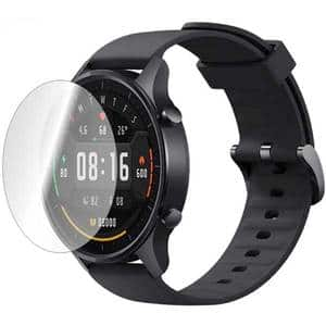 Folie protectie pentru Xiaomi Watch Color, SMART PROTECTION, 2 folii incluse, polimer, display, transparent