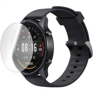 Folie protectie pentru Xiaomi Watch Color, SMART PROTECTION, 4 folii incluse, polimer, display, transparent