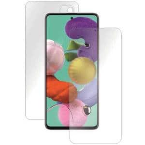 Folie protectie pentru Samsung Galaxy A51, SMART PROTECTION, polimer, fullbody, transparent