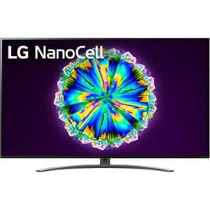 Televizor NanoCell Smart LG 49NANO863NA, 4K Ultra HD, HDR, 124 cm