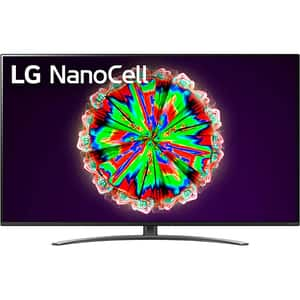 Televizor NanoCell Smart LG 49NANO813NA, 4K Ultra HD, HDR, 124 cm