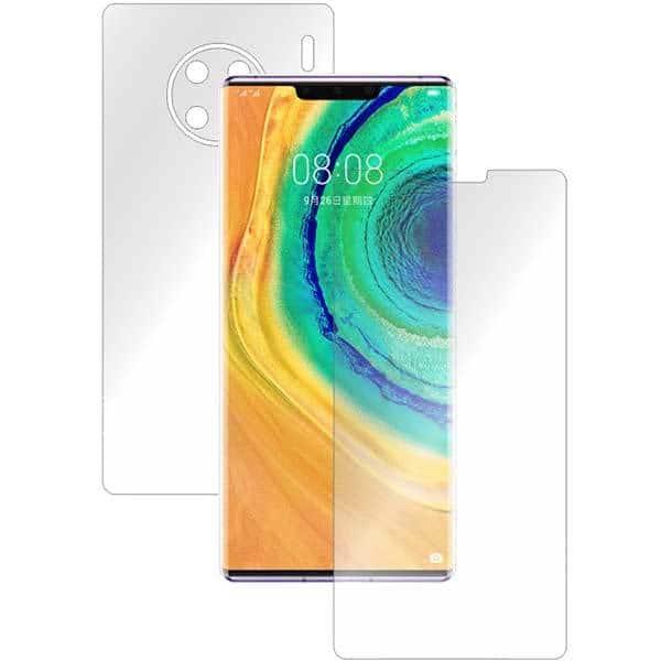 Folie protectie pentru Huawei Mate 30 Pro, SMART PROTECTION, polimer, fullbody, transparent