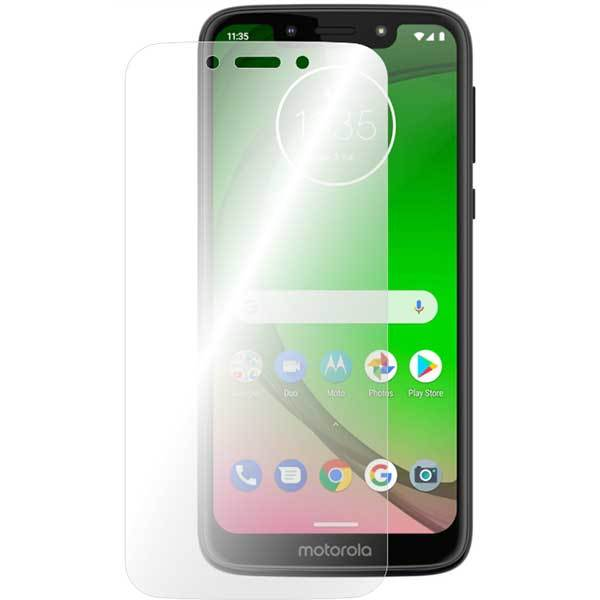 Folie protectie pentru Motorola Moto G7 Play, SMART PROTECTION, polimer, fullbody, transparent