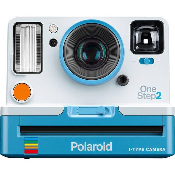 Aparat foto instant POLAROID OneStep 2 Summer Box, albastru