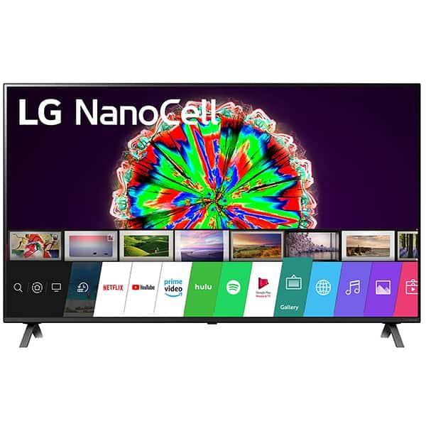 Televizor NanoCell Smart LG 49NANO803NA, 4K Ultra HD, HDR, 124 cm
