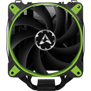 Cooler procesor ARCTIC Freezer 33 Esports One Green, 120mm, 4pin