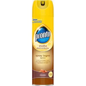Spray pentru mobila PRONTO Wood Classic, 300ml
