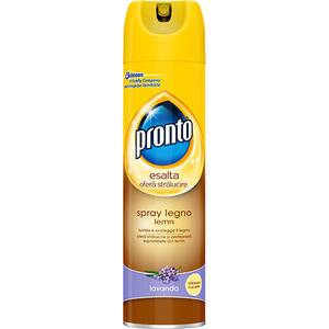 Spray pentru mobila PRONTO Classic Lavanda, 300ml