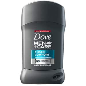 Deodorant stick DOVE Men+Care Clean Comfort, 50ml