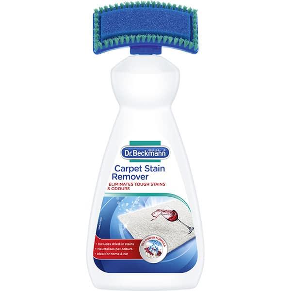 Detergent cu perie pentru covoare DR.BECKMANN, 650ml
