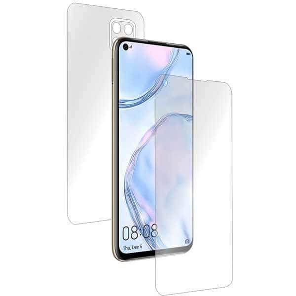 Folie protectie pentru Huawei P40 Lite, SMART PROTECTION, polimer, fullbody, transparent