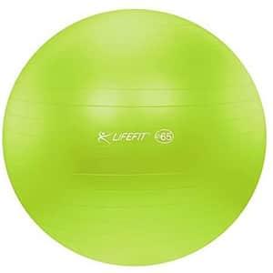 Minge gimnastica DHS 529FGYM5501, 55 cm, verde