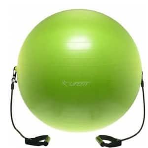 Minge gimnastica DHS 529FGYME7501, 75 cm, verde