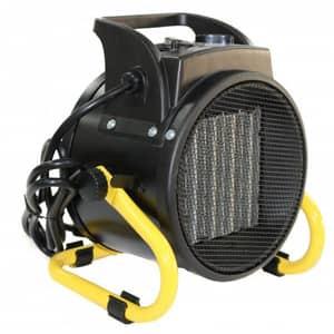 Aeroterma INTENSIV Pro 53049, 2000 W, negru-galben