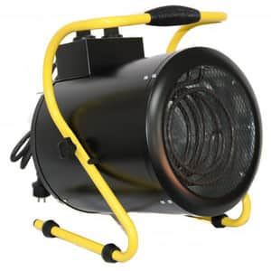 Aeroterma INTENSIV Pro 53076, 3000 W, negru-galben