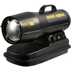 Tun de caldura pe motorina cu ardere directa INTENSIV PRO 20kW, 20000 W, negru