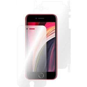 Folie protectie pentru Apple iPhone SE 2, SMART PROTECTION, polimer, fullbody, transparent