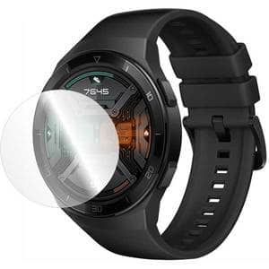 Folie protectie pentru Huawei Watch GT 2e, SMART PROTECTION, 2 folii incluse, polimer, display, transparent