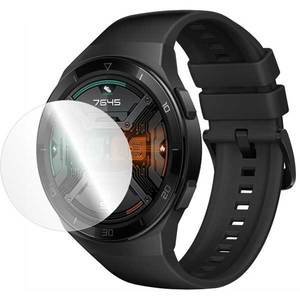 Folie protectie pentru Huawei Watch GT 2e, SMART PROTECTION, 4 folii incluse, polimer, display, transparent