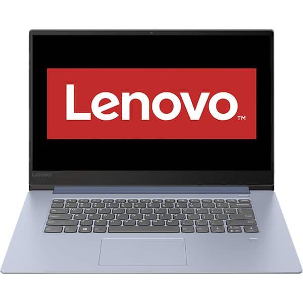 """Laptop LENOVO IdeaPad 530S-15IKB, Intel® Core™ i5-8250U pana la 3.4GHz, 15.6"""" Full HD, 8GB, SSD 512GB, NVIDIA GeForce MX150 2GB, Free Dos, Blue"""