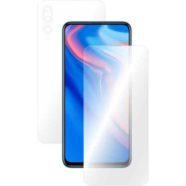 Folie protectie pentru Huawei Y9 Prime 2019, SMART PROTECTION, polimer, display, transparent