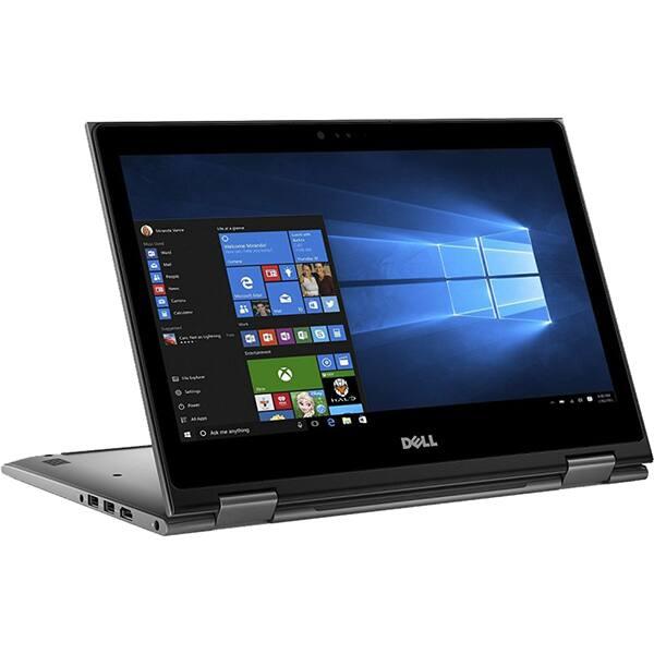 "Laptop 2 in 1 DELL Inspiron 5379, Intel® Core™ i5-8250U pana la 3.4GHz, 13.3"" Full HD Touch, 8GB, SSD 256GB, Intel® UHD Graphics 620, Windows 10 Pro"
