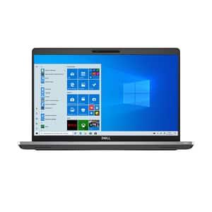 "Laptop DELL Latitude 5501, Intel Core i7-9850H pana la 4.6GHz, 15.6"" Full HD, 16GB, SSD 512GB, NVIDIA GeForce MX150, Windows 10 Pro, argintiu"