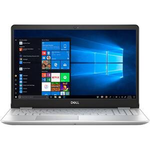 "Laptop DELL Inspiron 5584, Intel Core i7-8565U pana la 4.6GHz, 15.6"" Full HD, 8GB, SSD 256GB, NVIDIA GeForce MX130 2GB, Windows 10 Home, argintiu"