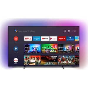 Televizor OLED Smart PHILIPS 55OLED805/12, 4K Ultra HD, HDR10+, 139 cm