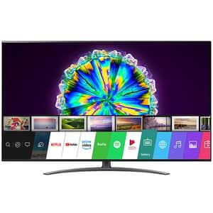 Televizor NanoCell Smart LG 55NANO913NA, 4K Ultra HD, HDR, 139 cm