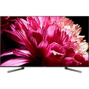 Televizor LED Smart SONY BRAVIA KD-65XG9505, Ultra HD 4K, HDR, 164 cm