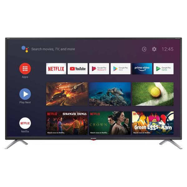 Televizor LED Smart SHARP 50BL3EA Ultra HD 4K, HDR, 126 cm