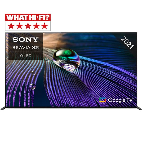 Televizor OLED Smart SONY BRAVIA XR 55A90, 4K Ultra HD, HDR, 138.8 cm